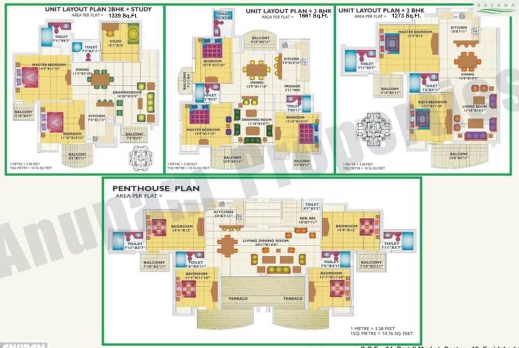 RPS Savana Floor Plan-1