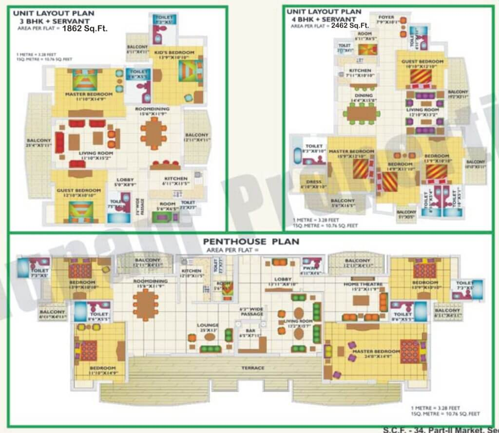 RPS Savana Floor Plan-2