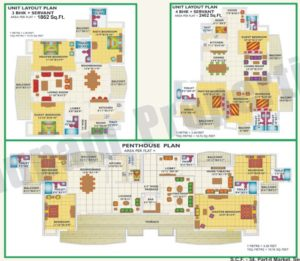 RPS Savana Floor Plan 2
